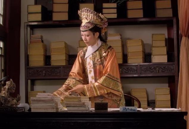 """甄嬛傳:宜修在宮中最大的靠山不是太後,而是""""傳說""""中的她"""