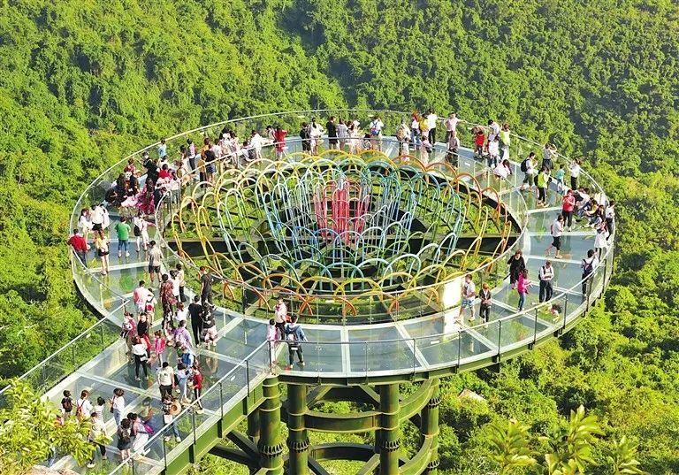 海南春节旅游总收入超143亿元丨