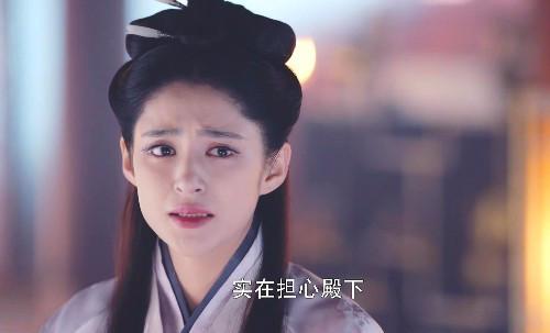 马尔泰若曦成为古装剧带货女王,孟嬴和李长乐都是她的追捧者_女子