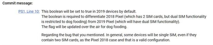 又一大厂向中国示好!谷歌Pixel 4将上双卡双待