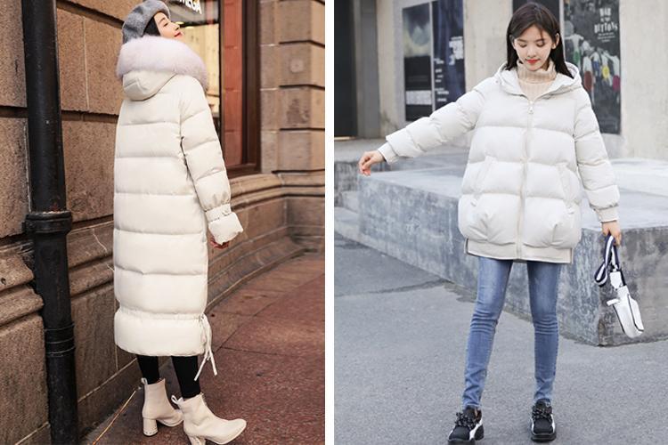 原創             冬季紙片妹羽絨服穿搭有妙招,擺脫平板身穿出時髦架式 形象穿搭 第18張