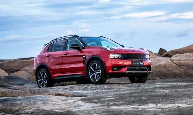 吉利汽車1月份銷量15.8萬輛 超越一汽-大眾
