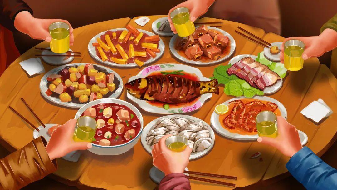 春节大吃大喝完,有没有想过你的肾还好吗……
