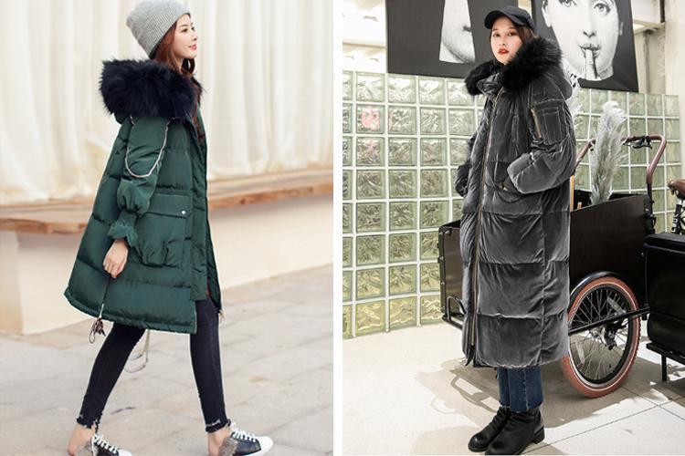 原創             冬季紙片妹羽絨服穿搭有妙招,擺脫平板身穿出時髦架式 形象穿搭 第20張