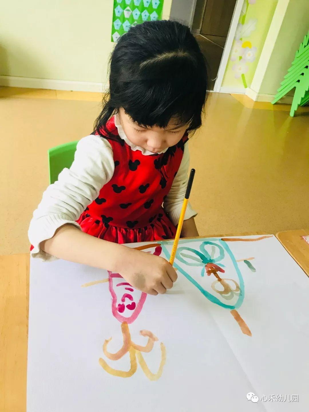 教小朋友画一幅风景画 美丽的风景画步骤教程 - 5068儿童网