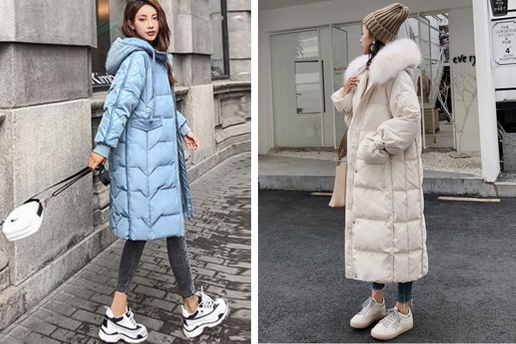 原創             冬季紙片妹羽絨服穿搭有妙招,擺脫平板身穿出時髦架式 形象穿搭 第6張