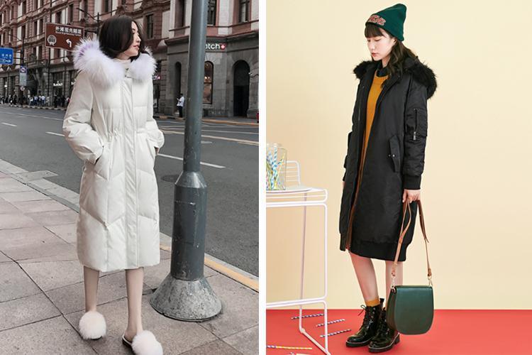 原創             冬季紙片妹羽絨服穿搭有妙招,擺脫平板身穿出時髦架式 形象穿搭 第8張