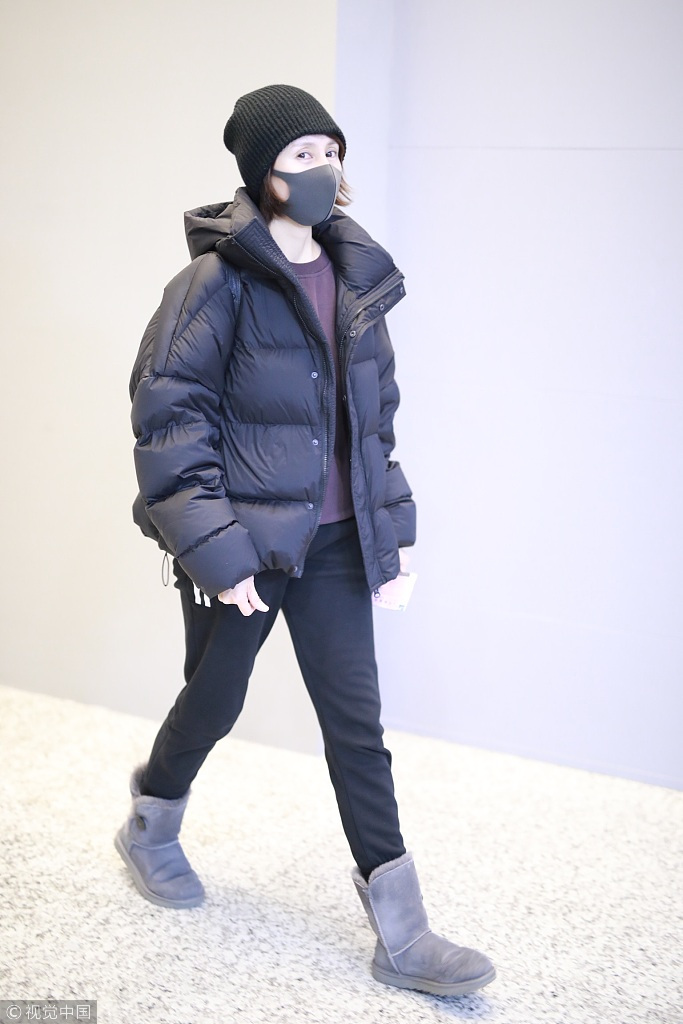 下雪天和雪地靴最配哦,穿好它你就是C位!(图9)