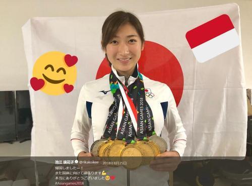 日本泳坛天才少女确诊白血病 雅加达亚运会曾独揽6金