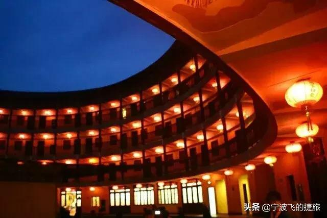 住玩一体!198宁波黄贤土楼海景大酒店自由行套餐带回家!