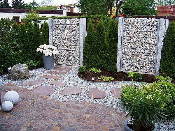 植物做围墙设计图片