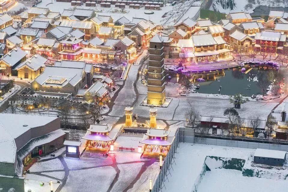 洛阳李城桥二期规划图
