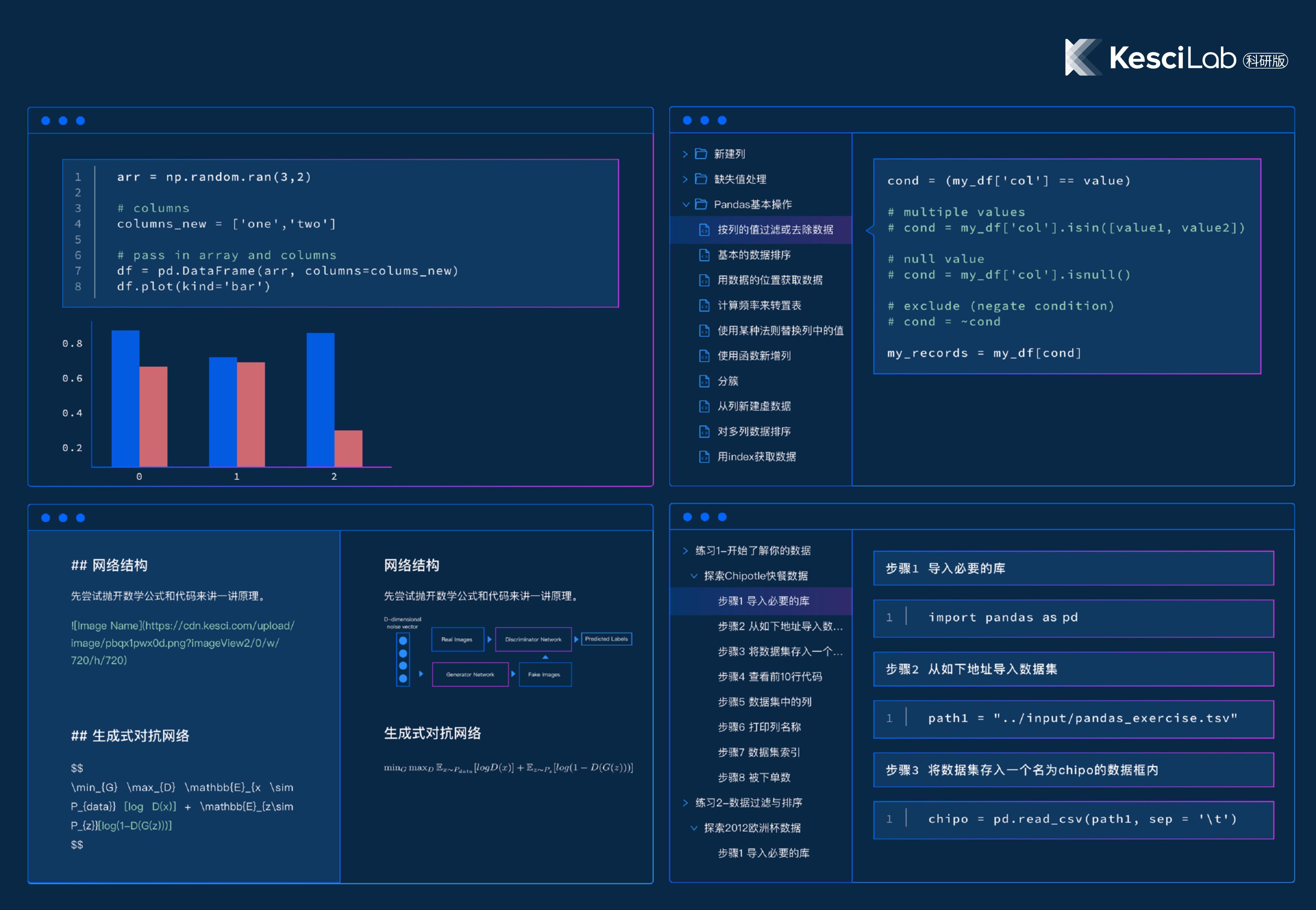 免费试用 | 和鲸科技Kescilab科研版:极大提升数据科研工作效率