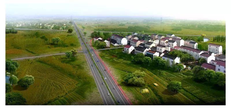 360省道溧阳段改扩建工程年底可竣工