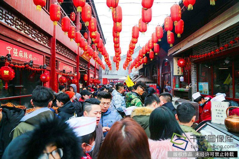 """""""文旅""""融合后的首个春节黄金周: 超4亿人出游 客流及收入增速放缓"""