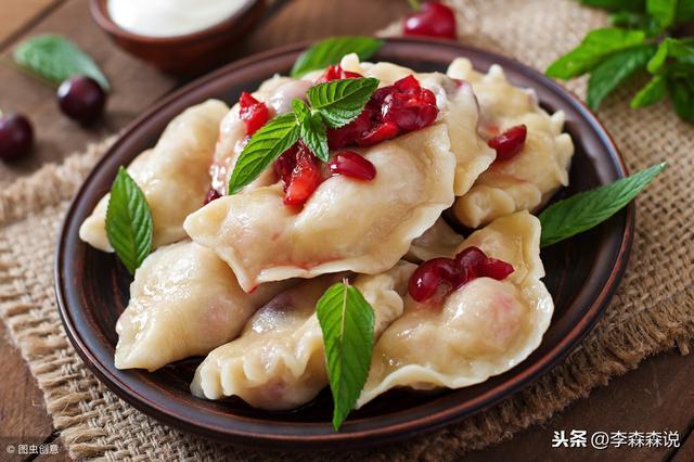过年吃饺子人口_过年吃饺子图片