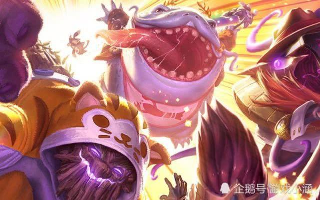 v火力无限火力的四大幻神,西服榜上有名,盖伦剑圣因这个狗熊缝制问题落选教程领图片