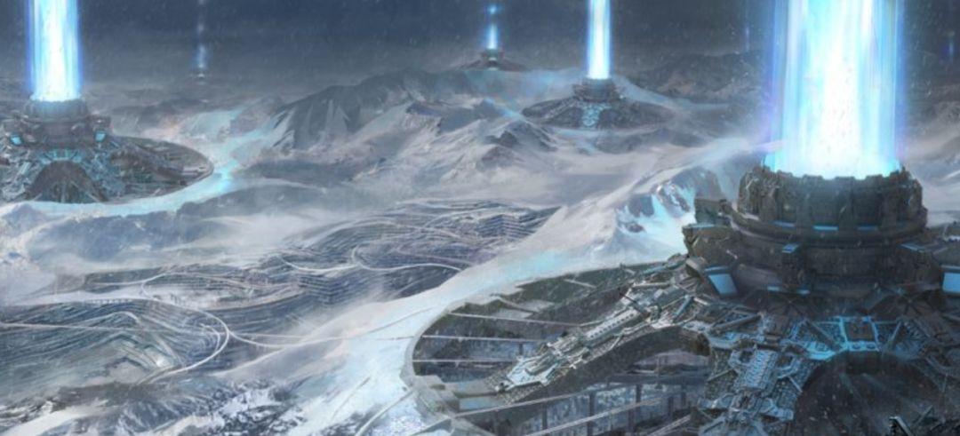 矿区行星发动机
