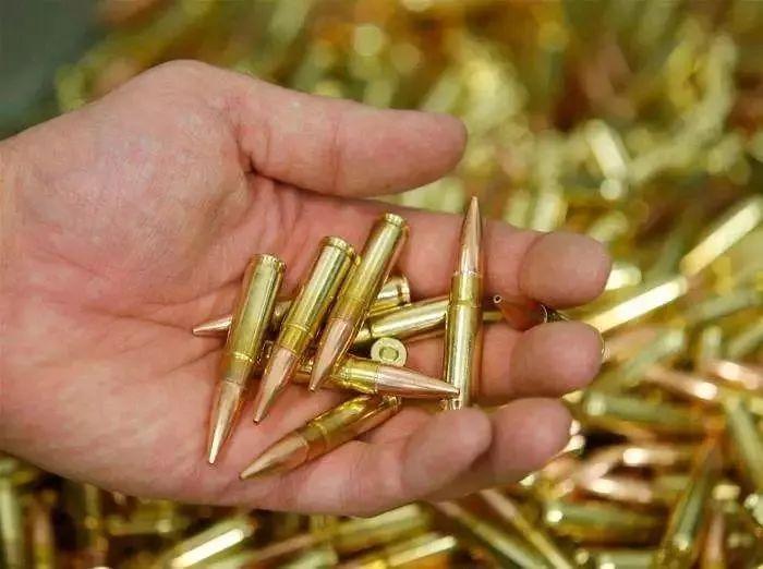 小區垃圾桶發現81發步槍子彈!警方偵破后,大吃一驚!_關某