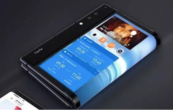 智能手机小厂们的逆袭路:折叠屏手机?