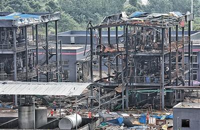 四川通报宜宾19死爆炸事故调查情况:15人被移送司法