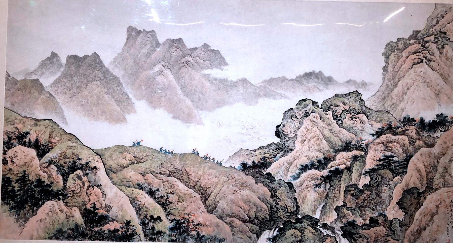 中国美术馆精彩画展 上
