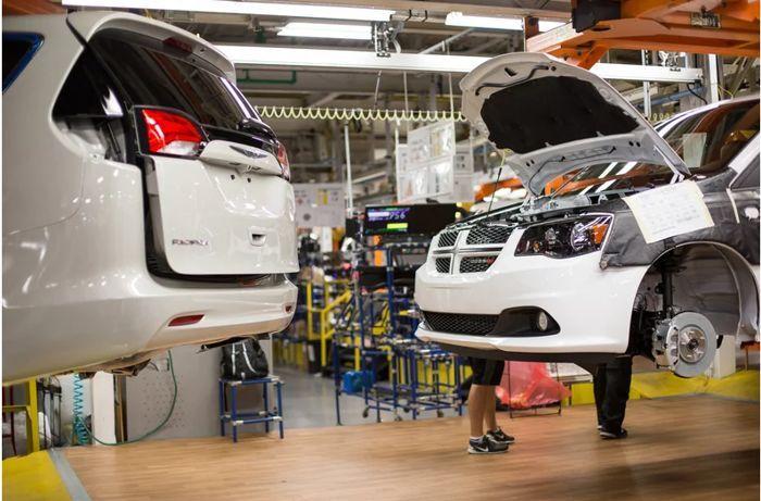 零件供应短缺加拿大安大略省工厂将停止生产一周