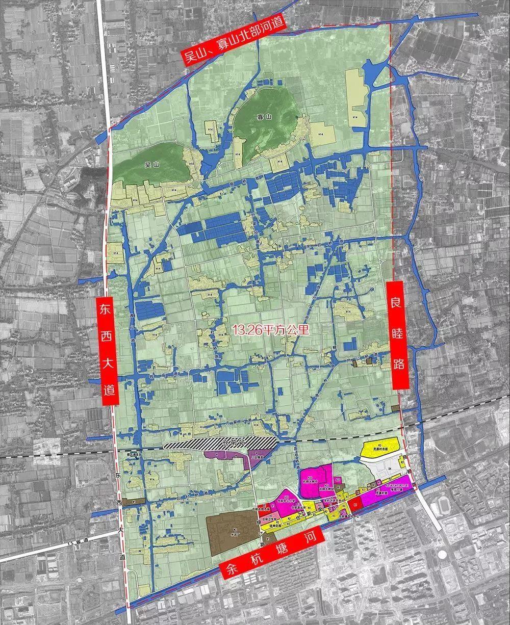 官宣 杭州西站高铁新城规划出炉 现在周边房价如何