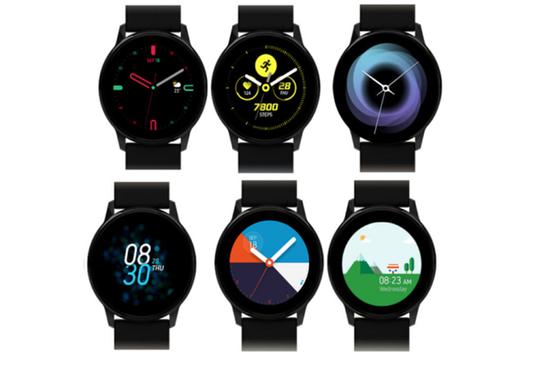 三星Galaxy Watch Active智能手表配置信息全线泄露