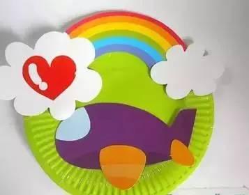 【手工】幼儿园纸筒纸盘手工制作!超可爱!(附制作教程