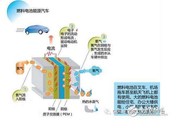 燃料电池原理