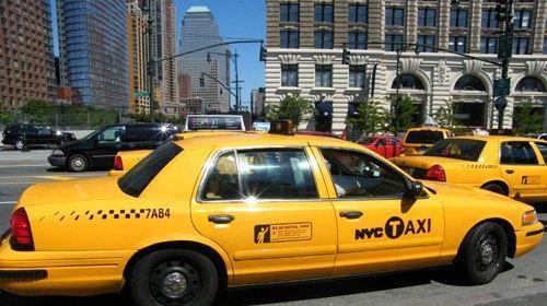纽约出租车车主状告政府纵容Uber任性扩张