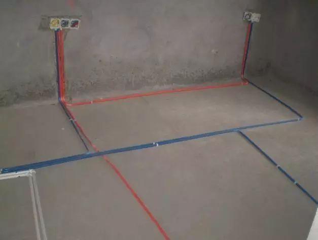 水电改造里的套路——横平竖直