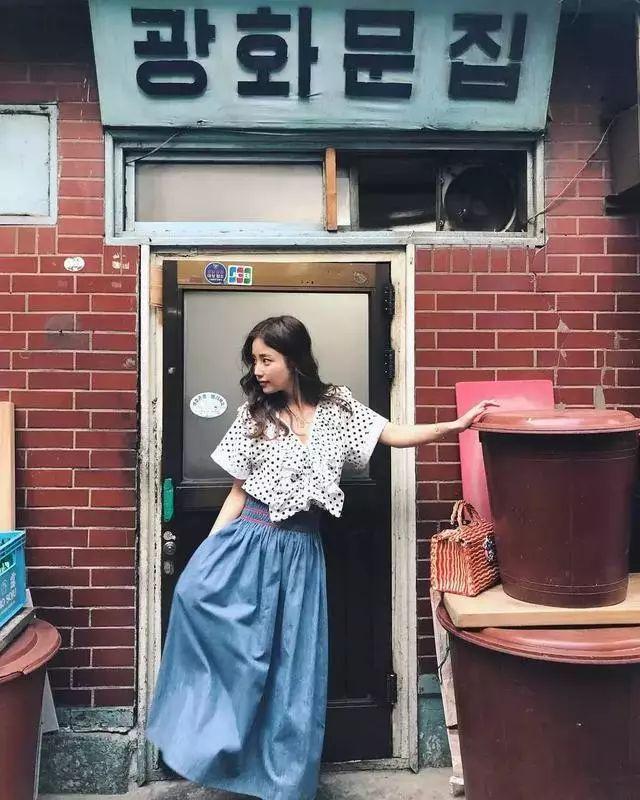 开春怎么穿?3个韩国小姐姐给你灵感!(图13)