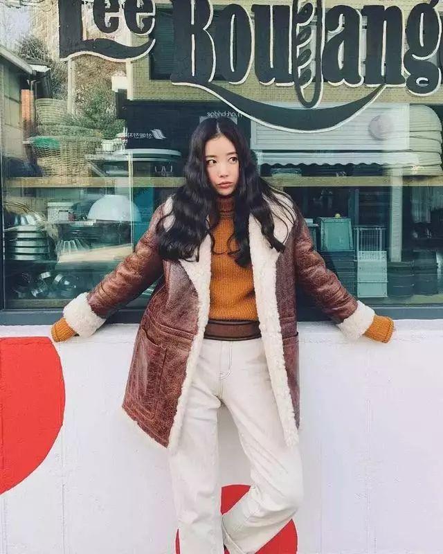 开春怎么穿?3个韩国小姐姐给你灵感!(图9)