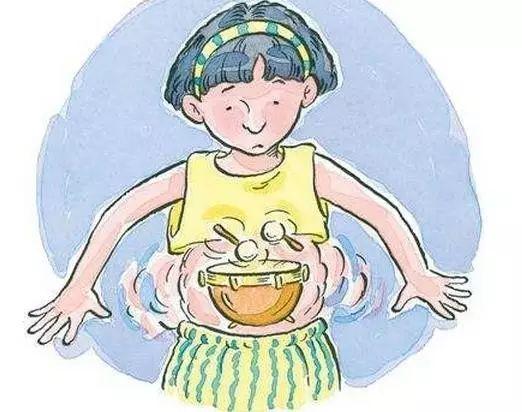 经常性腹胀?考虑这些疾病