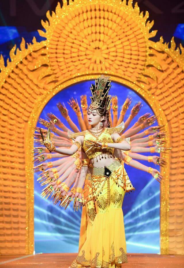 关晓彤在某节目跳千手观音,遭到原著方公开批评,指责侵权