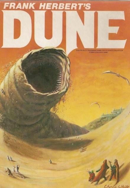 科幻电影《沙丘》定档2020年11月(图1)