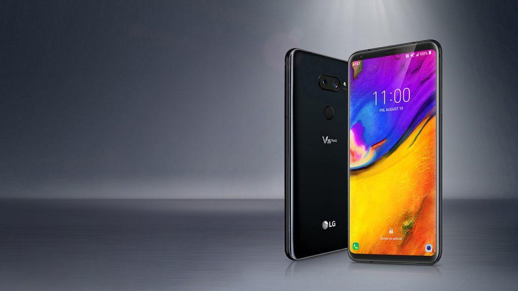 LG 的第一部 5G 手机 V50 ThinQ 预计在 MWC 亮相