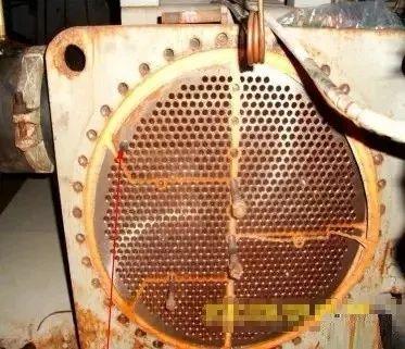 冷凝器维修