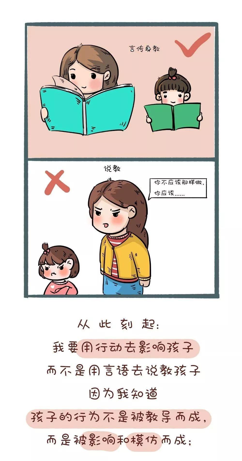 新学期!为了孩子,请家长一定要做《父母规》!