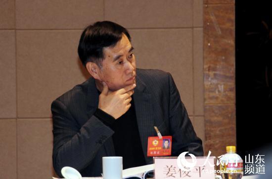 政协委员姜俊平:发挥青岛五大经济核心动力 创建高质量发展新型国际示范城市