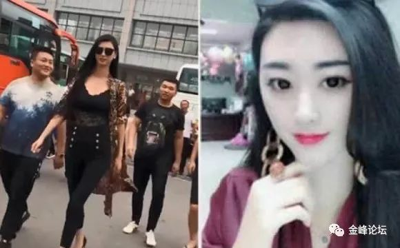 两米高美女旺旺_视频中的美女名叫旺旺,今年26岁.