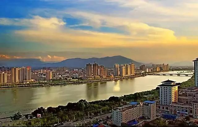 城固GDP_厉害了 汉中这个县跻身陕西10强县(2)