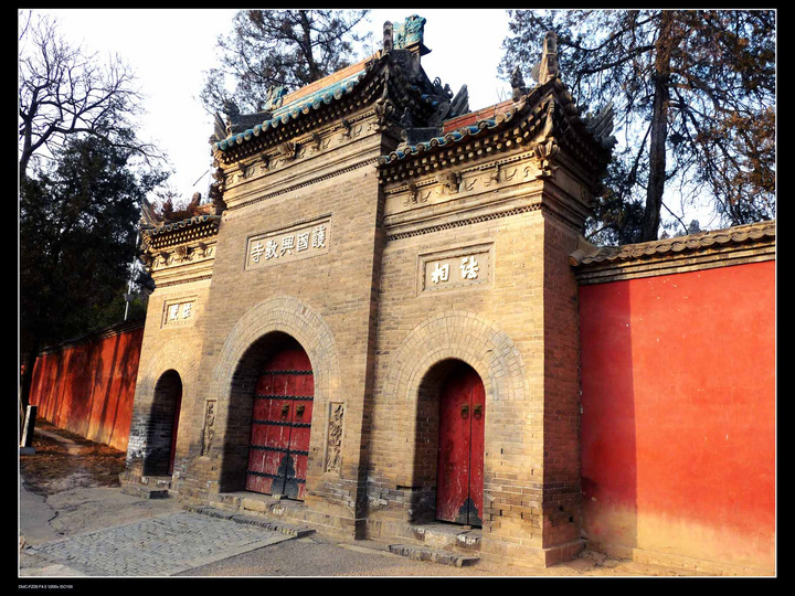 西安低调内敛的寺庙,唐三藏长眠此地,被列入世界遗产且不收门票