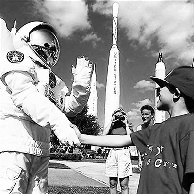 和航天员共进午餐,是一种怎样的体验?
