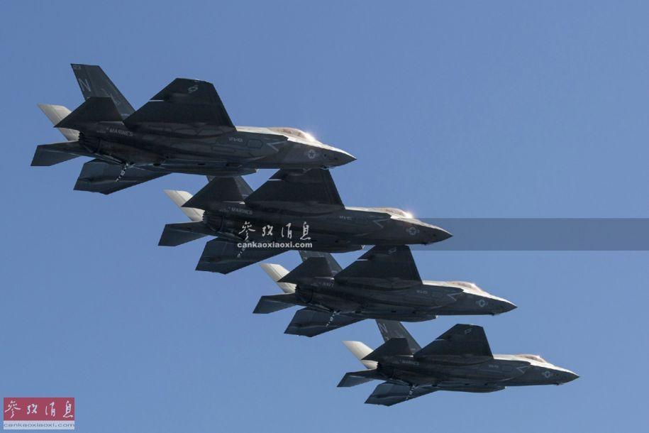 威胁中俄战舰!美军F35配隐身滑翔导弹