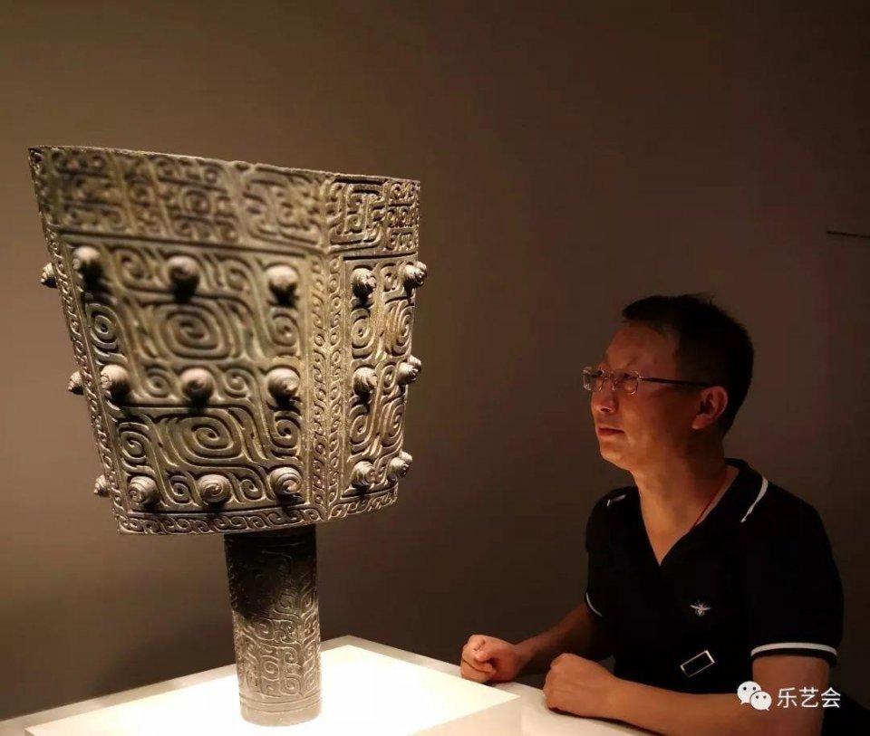 走进世界中国古艺术品最重要收藏家:王公子分享赛克勒吉金