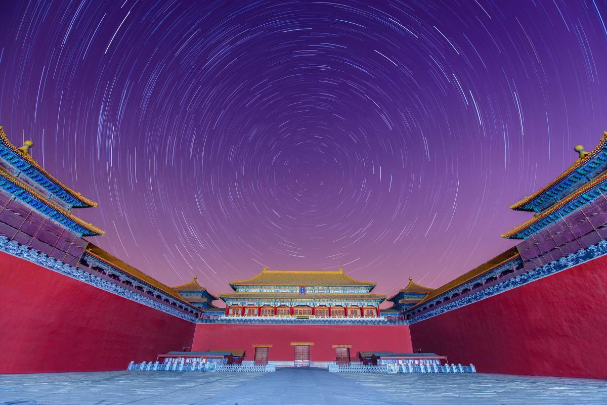 比94年一遇的故宫元宵夜场,还要有看头:用游戏造座紫禁城