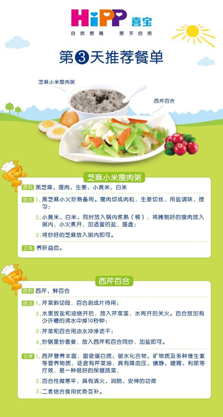 月子餐单丨健胃促肠道,月子里没有胃口试试这两个菜